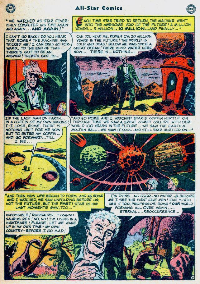 Read online All-Star Comics comic -  Issue #52 - 46