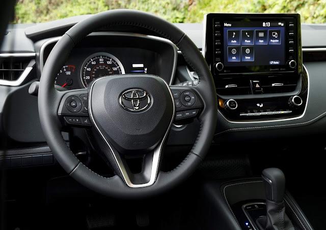 Novo Toyota Corolla 2019 - recall