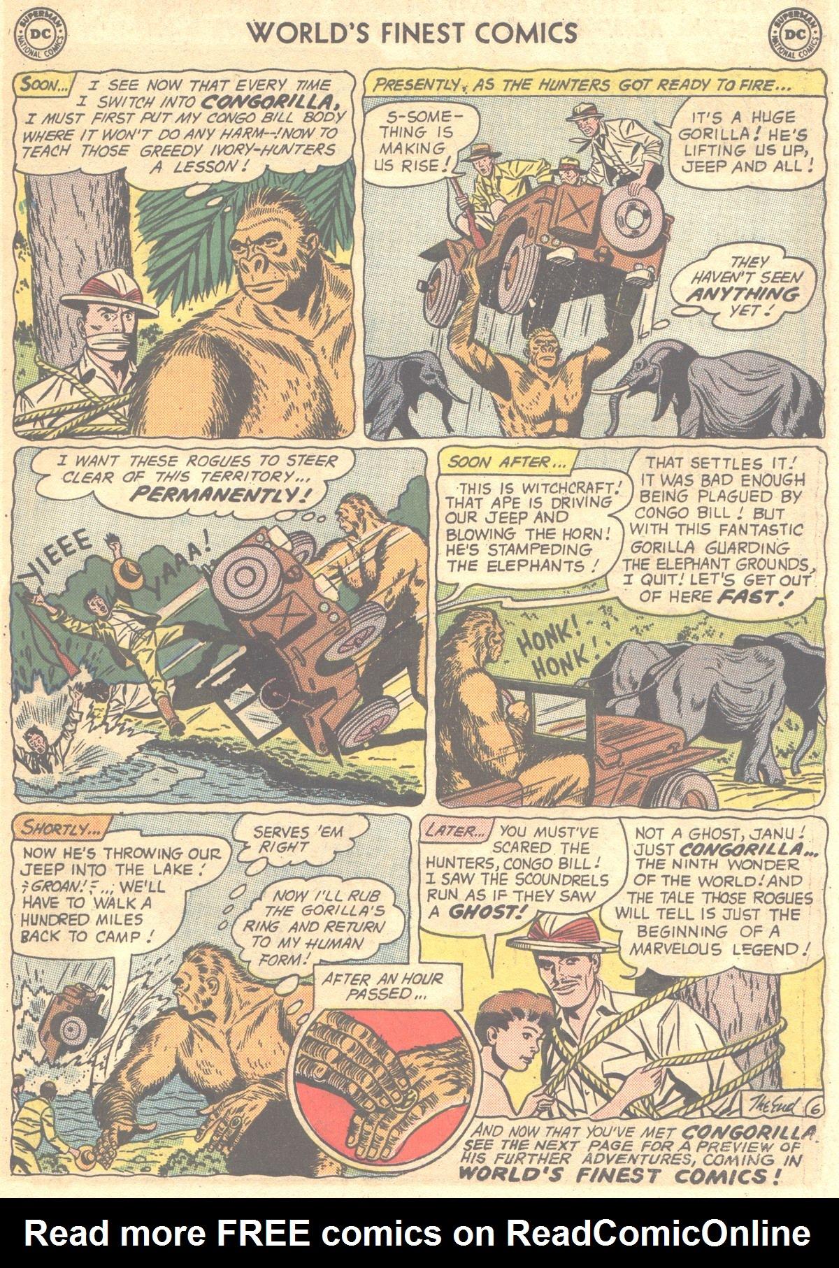 Read online World's Finest Comics comic -  Issue #148 - 31