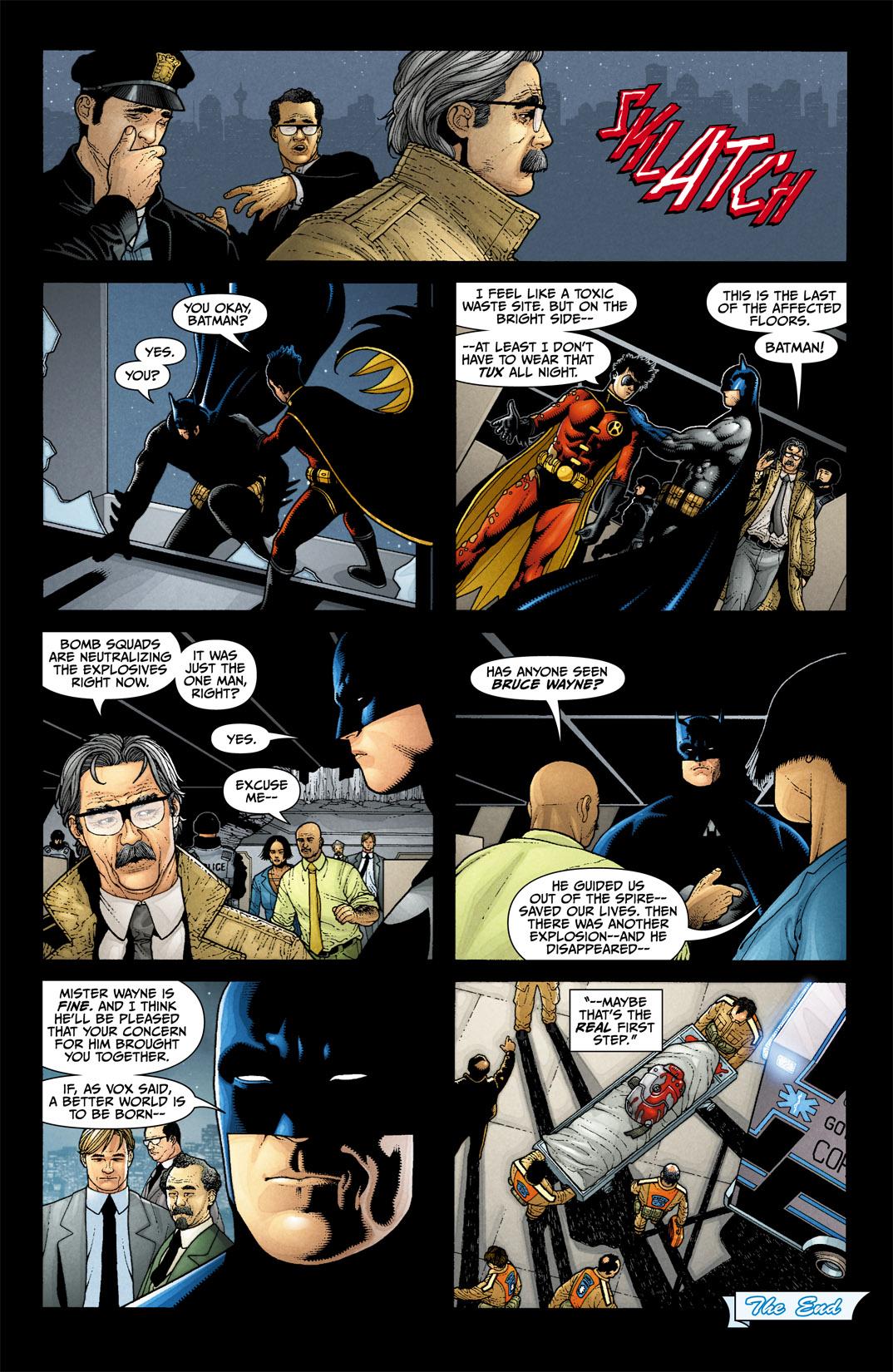 Detective Comics (1937) 830 Page 22
