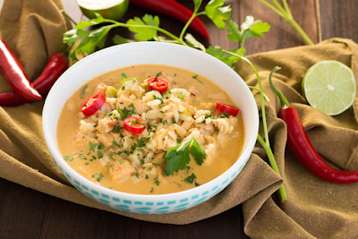 Spicy Thai Soup Recipe