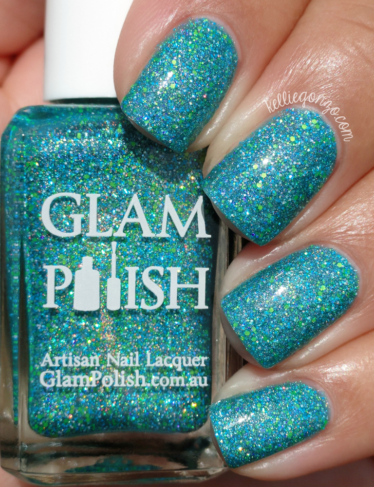 Glam Polish Hawaii Kai