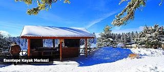 Esentepe Kayak Merkezi – Bolu
