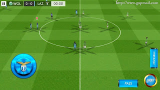 Download FTS 17 MOD Lazio Special Editions by Sareh Apk + Data