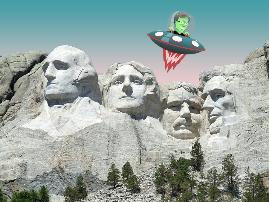 Mount Rushmore American History - Wacky Woodie's Social Studies