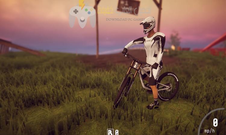 تحميل لعبة الدراجات Descenders مضغوطة برابط مباشر