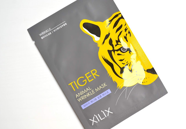 DERMAL Tiger Animal Wrinkle Mask Review