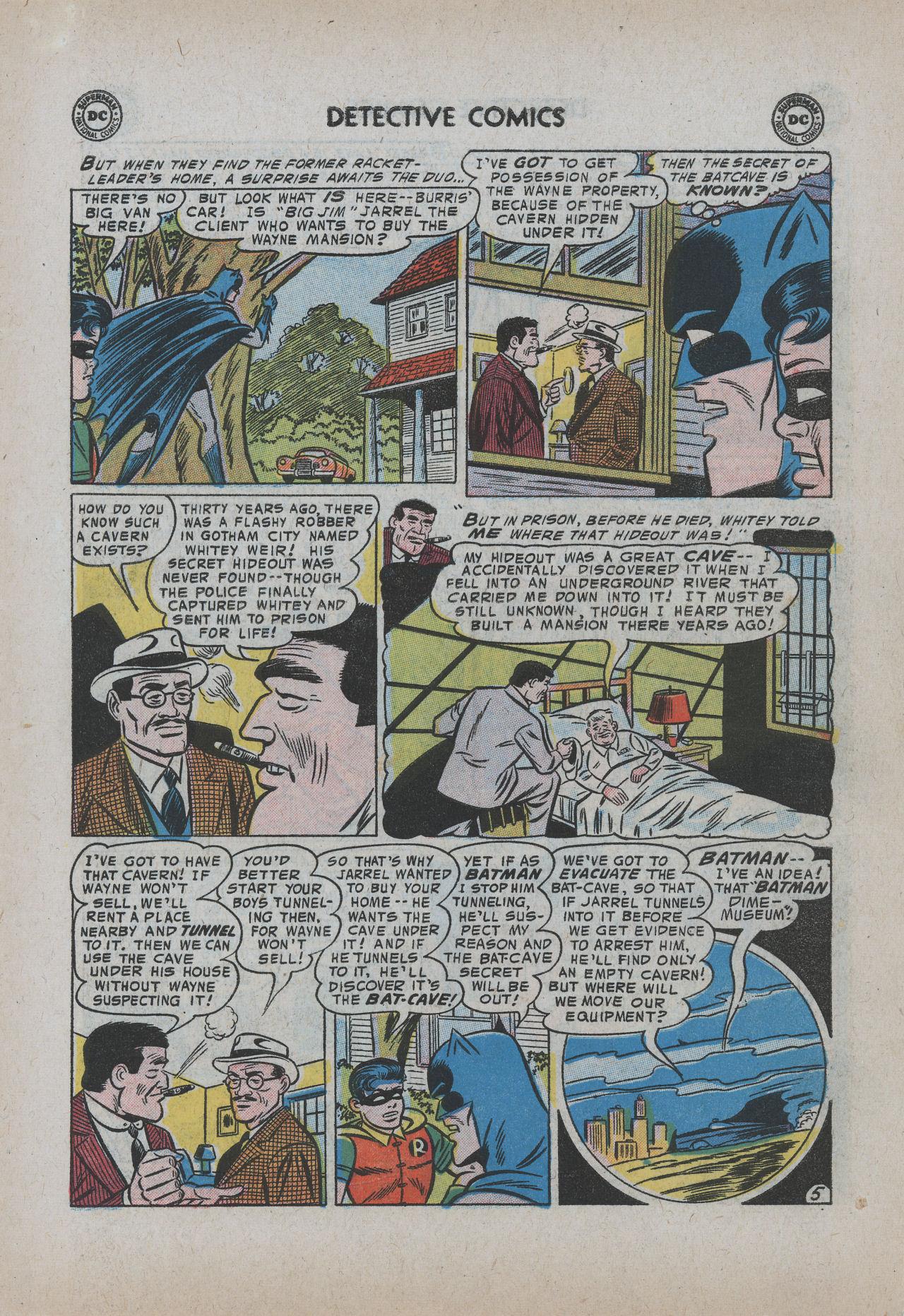 Detective Comics (1937) 223 Page 7