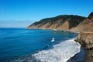 California's Beautiful Northern Coastline