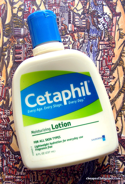 Best cheap makeup remover: Cetaphil Moisturizing Lotion