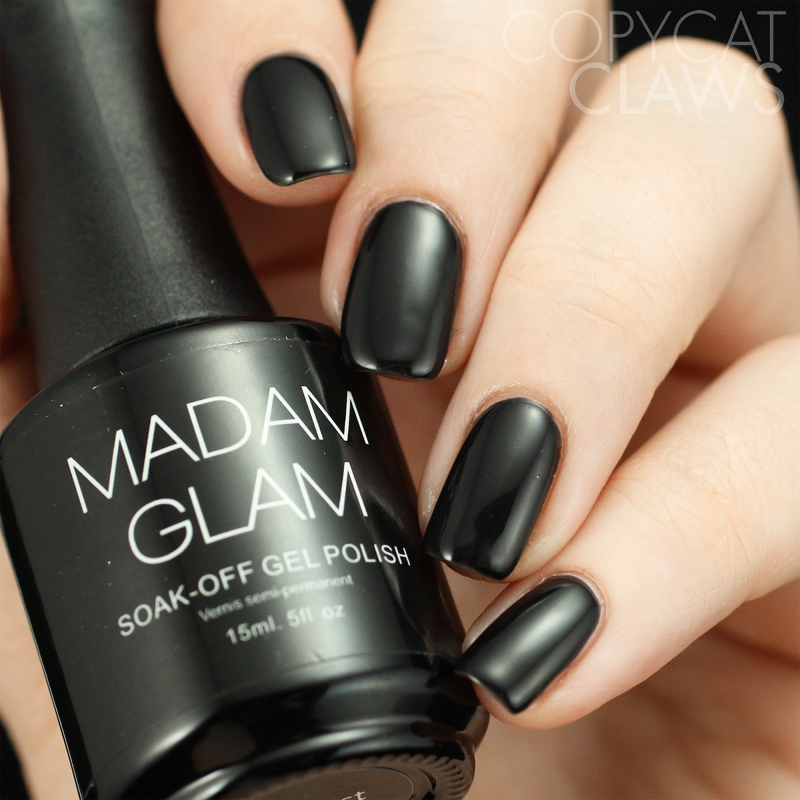 Copycat Claws: Madam Glam Gel Polish Review