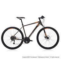 Sepeda Hibrid Polygon Heist 2 700C