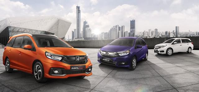 Harga Honda-Mobilio Denpasar