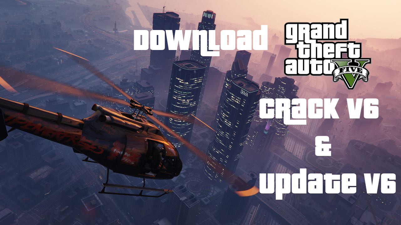 download gta 5 3dm crack and update