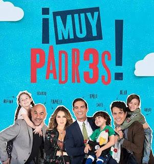 """""""Muy padres"""", la nueva telenovela de Dulce María"""