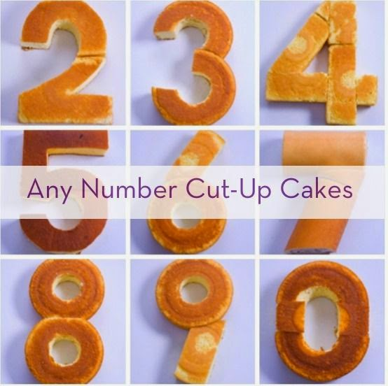 number 3 cake template - helping kids grow up how to create any number with store
