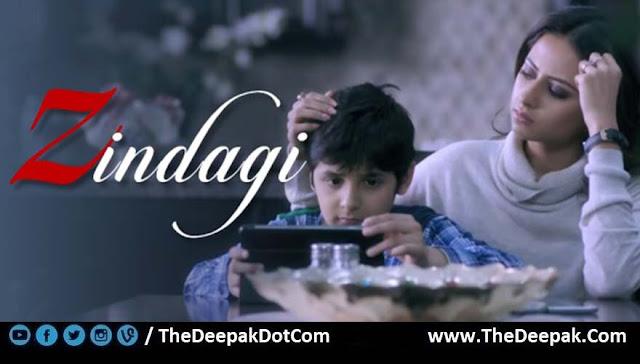 Zindagi Amrinder Gill, Sargun Mehta | Love Punjab