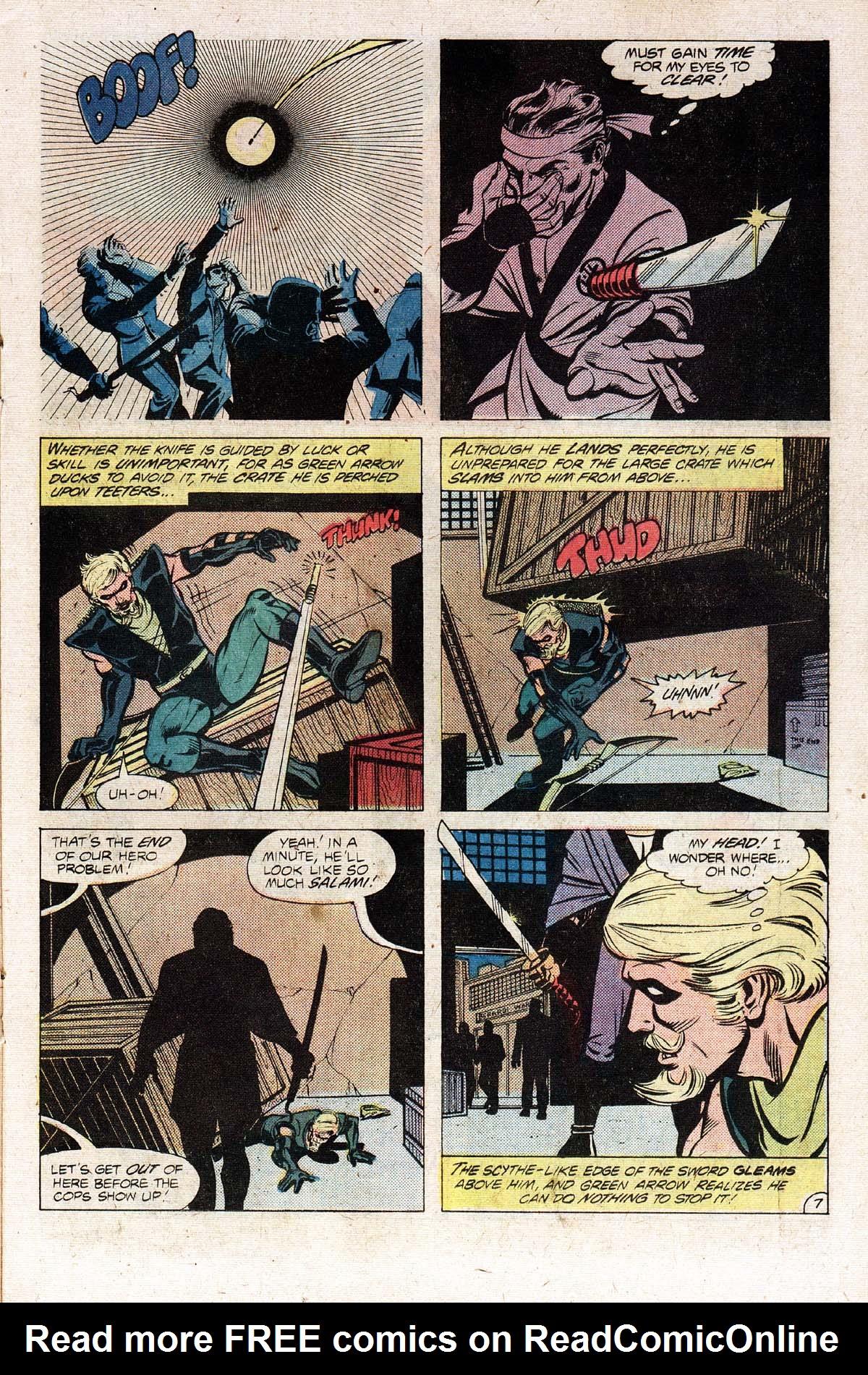 Read online World's Finest Comics comic -  Issue #268 - 23