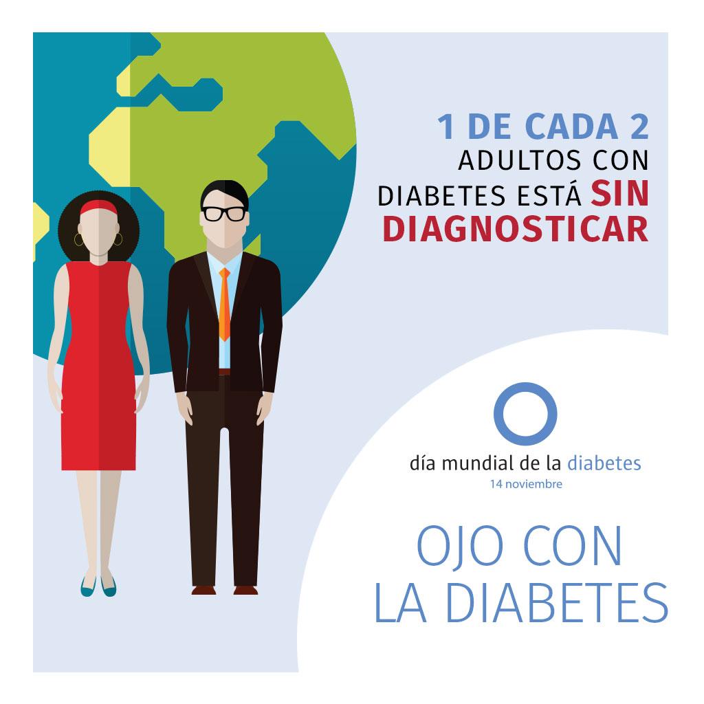 Cocina Segura: Ojo con la Diabetes