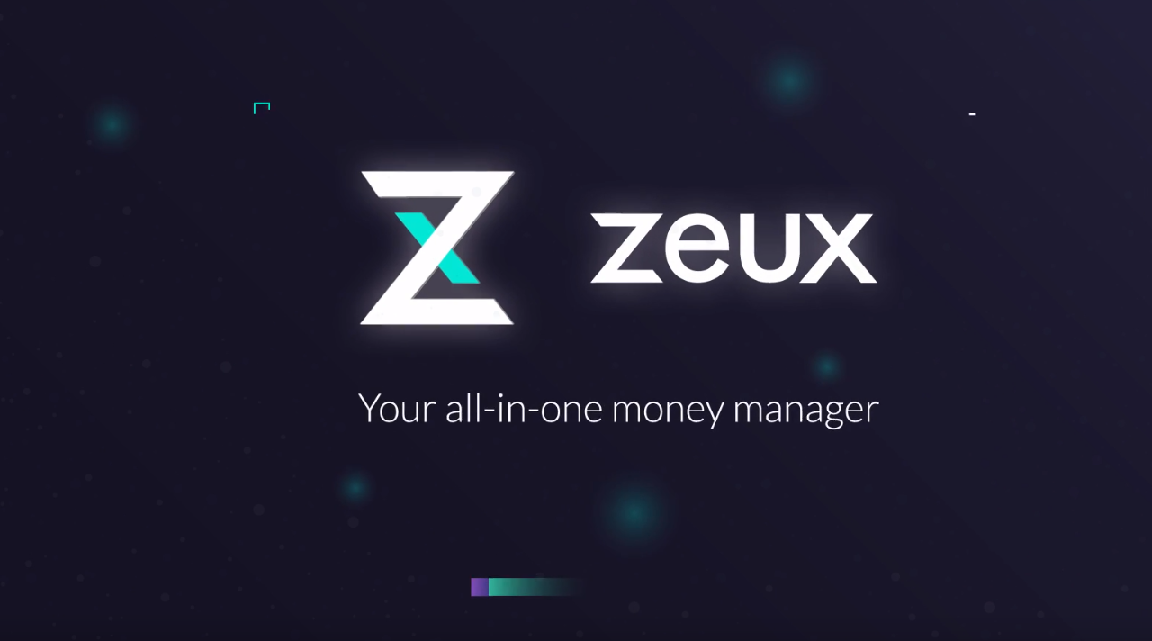 Zeux: The Crypto Mobile Payment and Investment App
