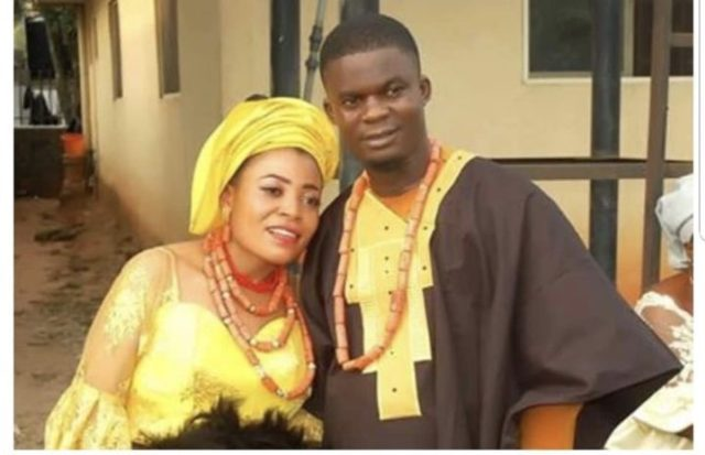 Man cries out as wife marries his best man