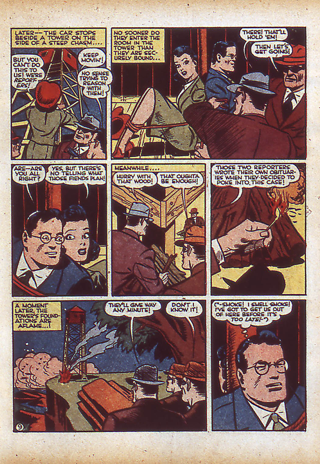 Read online Action Comics (1938) comic -  Issue #43 - 11