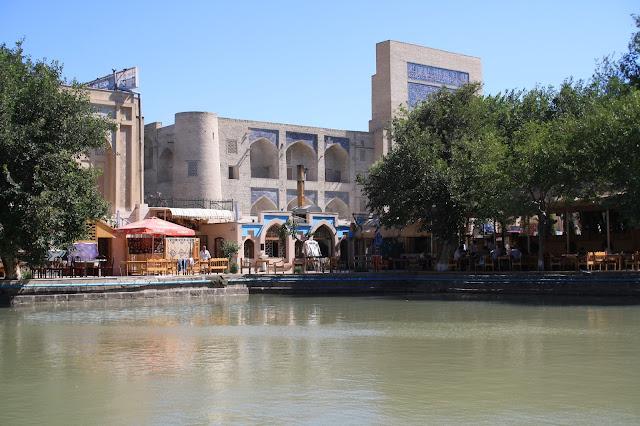 Ouzbékistan, Boukhara, Lyab-i Hauz, Kukeldash, © L. Gigout, 2010