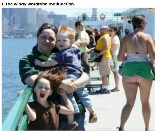 Shocking: They Were Just Taking Ordinary Photos But What They Actually Took Will Make You Laugh Out Loud!
