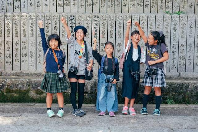 Swan鵝牌極致鵝絨日式刨冰機 鵝絨雪花冰機 #給愛好蔬食的你的刨冰提案 #寫真教室裡的烏雲密布刨冰 前來攝影教室學習攝影課程的可愛小朋友們 -swan-kakigori-Photography-studio-cafe-nana-tsumori-students-of-photo-classroom