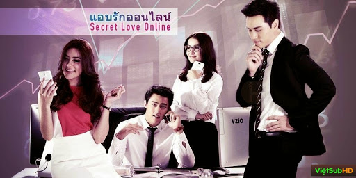 Phim Yêu Thầm Qua Mạng Hoàn tất (15/15) VietSub HD | Secret Love Online 2015