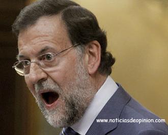 Foto de Mariano Rajoy retocada con Photoshop. Chops