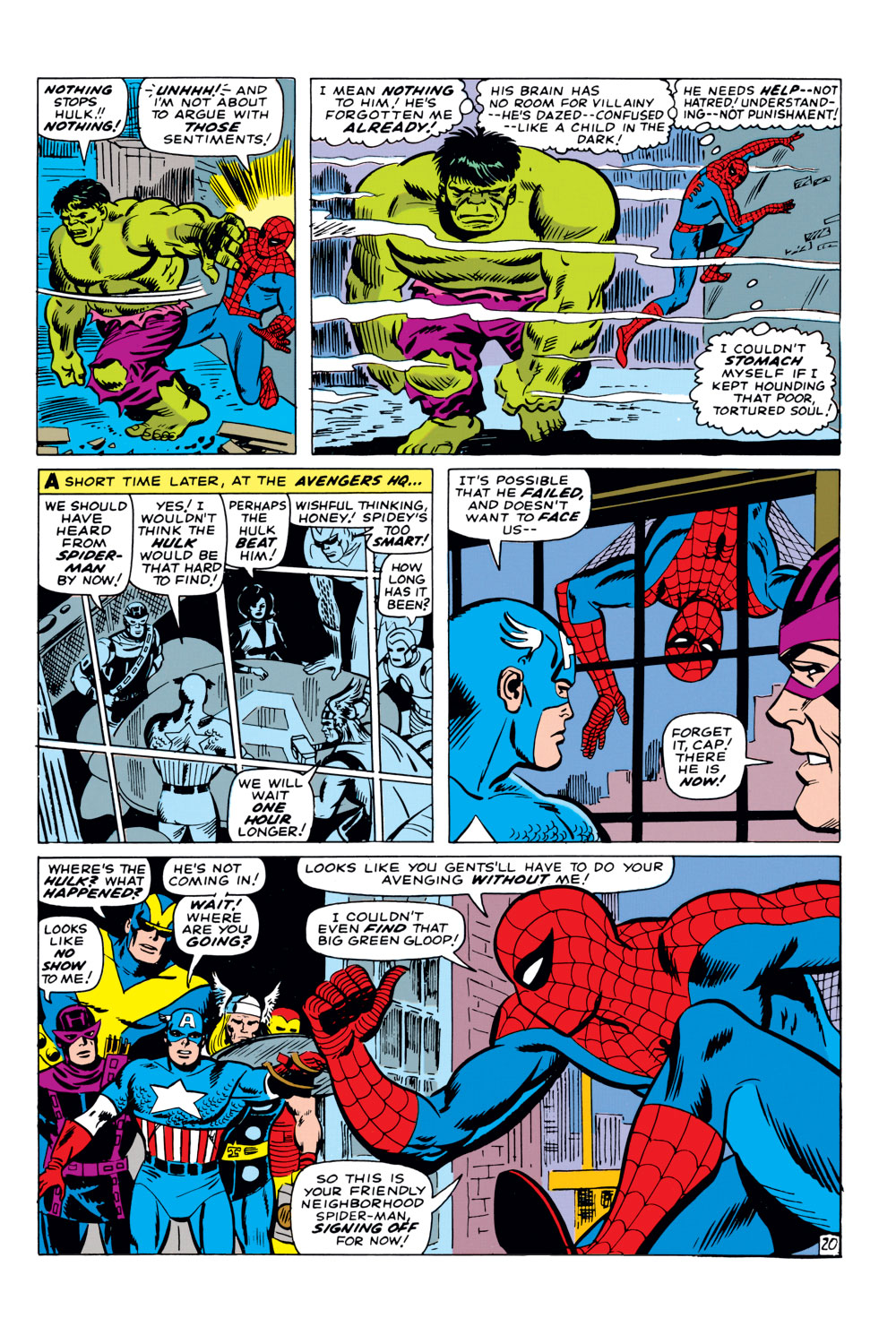 The Amazing Spider-Man (1963) _Annual_3 Page 20