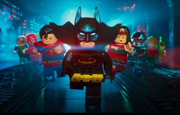 "Flash's Rogues: Captain Boomerang in ""The Lego Batman Movie"""