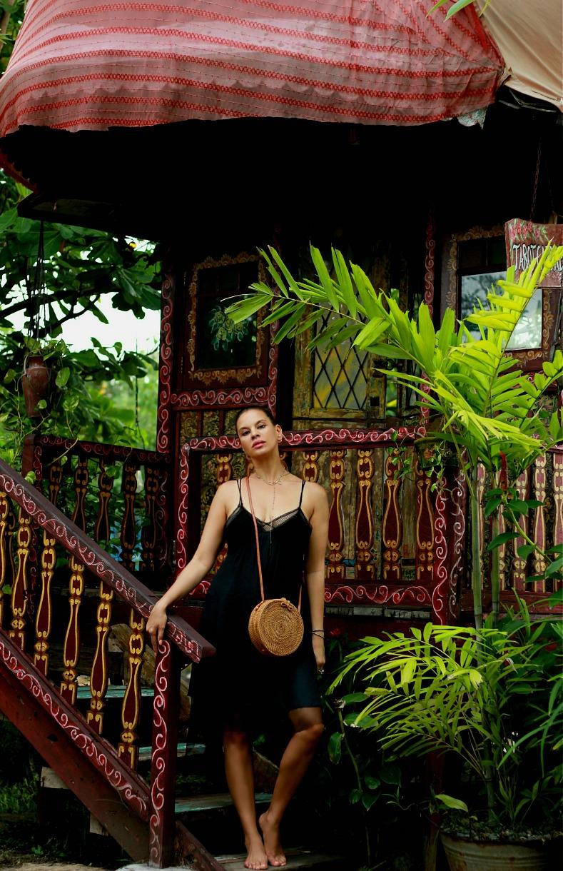 Tamara Chloé, La Laguna Bali, Bali, Indonesia, Bali Bag