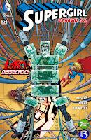Os Novos 52! Supergirl #27