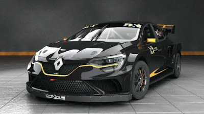 Prodrive are building this fantastic Renault Megane RX 2017