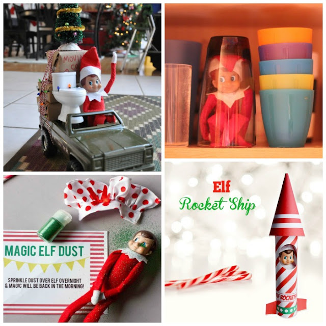 50+ fun & creative elf-on-the-shelf ideas for kids.  These are GENIUS!  #elfontheshelf #elfontheshelfideas #elfontheshelfideasfortoddlers #elf #elfontheshelfideasforkids #elfontheshelfideasfunny #elfideas #christmasactivitiesforkids #growingajeweledrose #activitiesforkids #funthingstodowiththeelfontheshelf