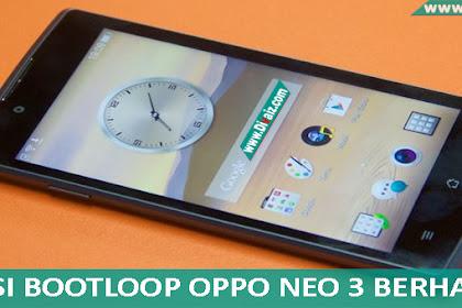 Cara Mengatasi Oppo Neo 3-R831K Bootloop Via Flashtool [Berhasil 100%]