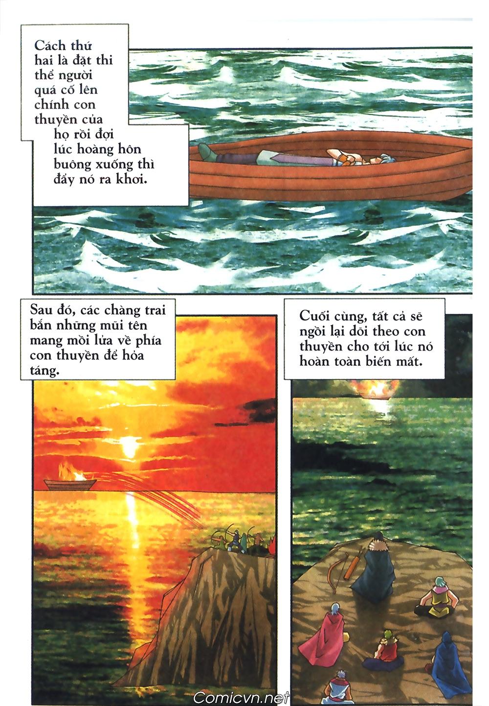 Thần thoại Bắc Âu - Chapter 45: Nỗi đau người vợ - Pic 7