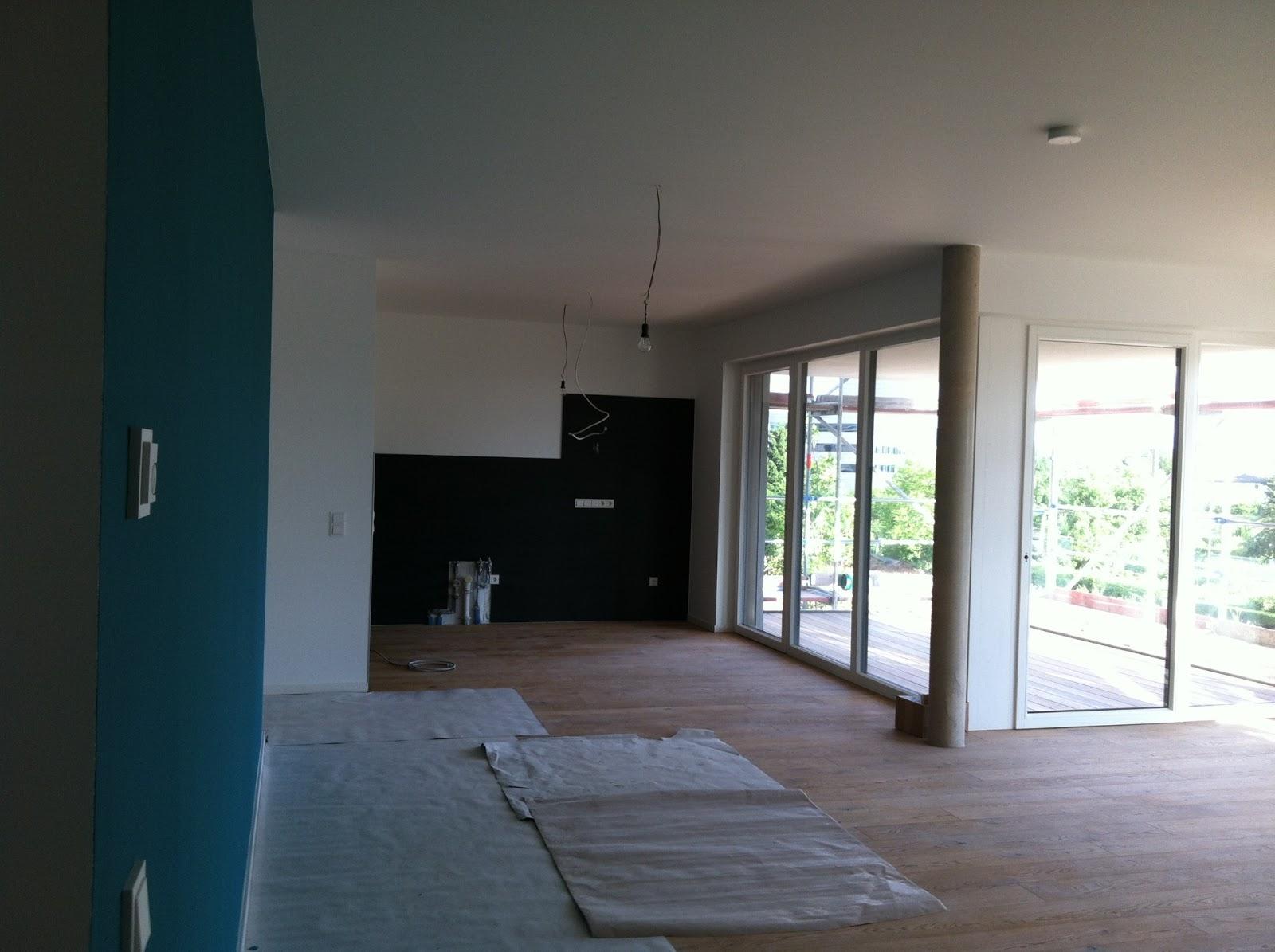Blogghetto casa aggiornamenti vari for Parete colorata salotto