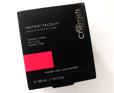 Skin Chemists Instant Facelift + Instant Eye Lift