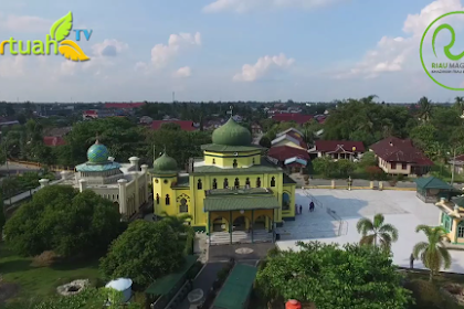 Makam Sultan Syarif Kasim II, Siak Sri Indrapura Riau