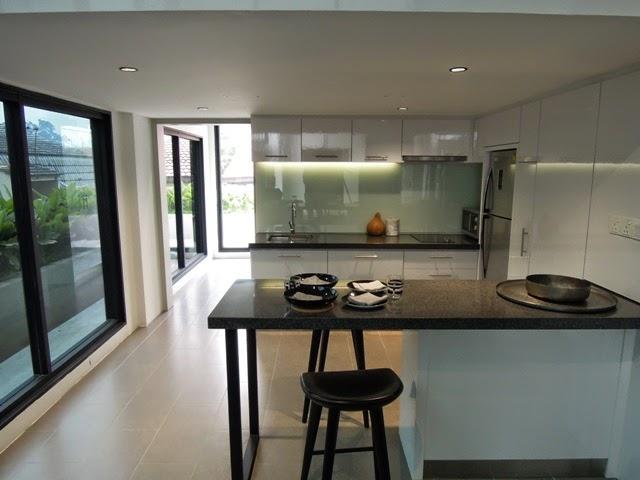 The kitchen area of The Establishment (EST)