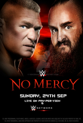 Wwe No Mercy (2017)