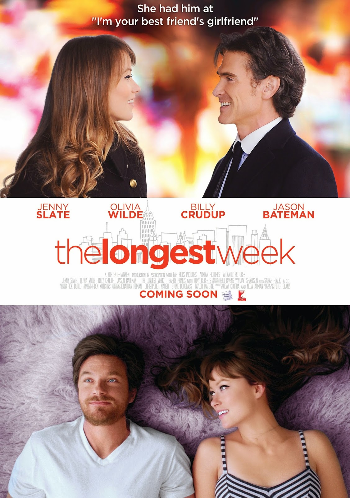 The Longest Week 2014 Brrip ταινιες online seires oipeirates greek subs