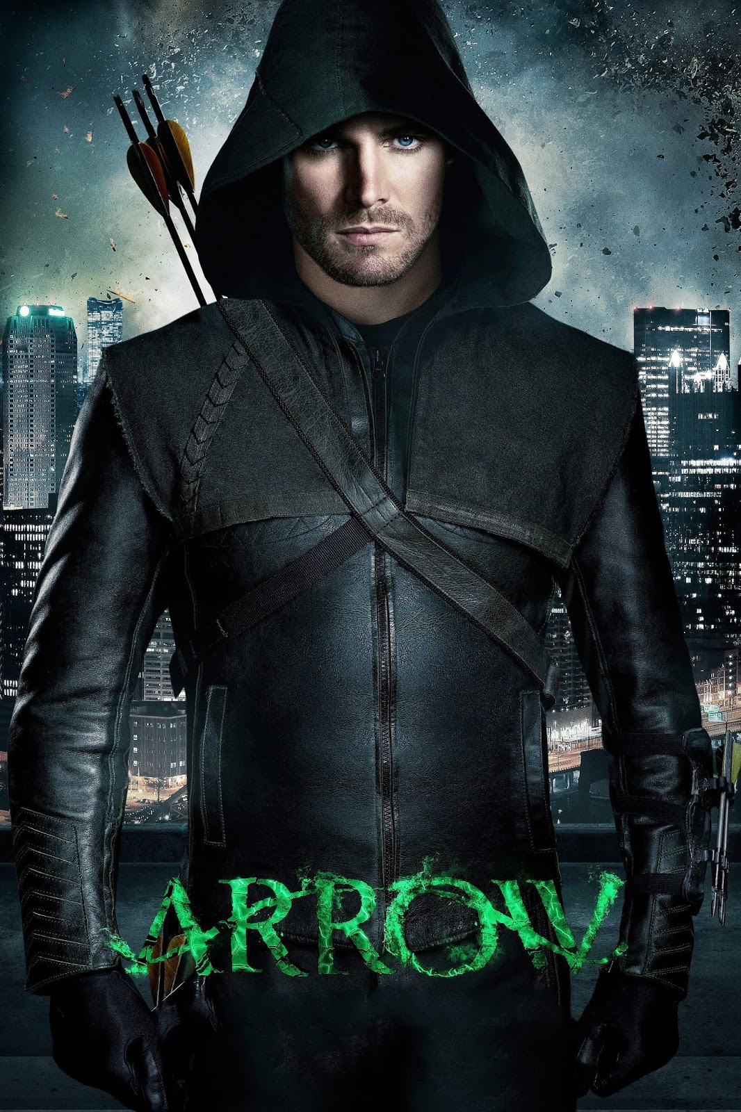 Arrow - Season 1 Trailer 3 [HD] - YouTube