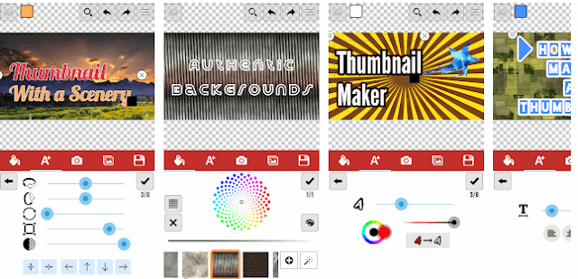 thumbnail maker app for youtube,seo apps for android, digital marketing apps for android, social medial marketing apps