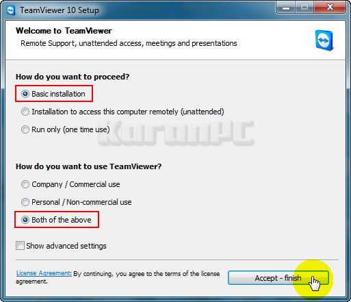 Download TeamViewer Final Patch
