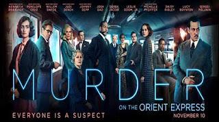 "Drama Detektif dalam Film ""Murder on the Orient Express"""