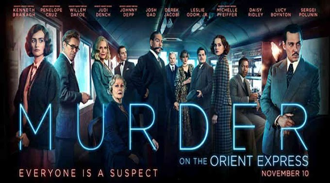 "Drama Detektif dalam Film ""Murder on the Orient Express"""
